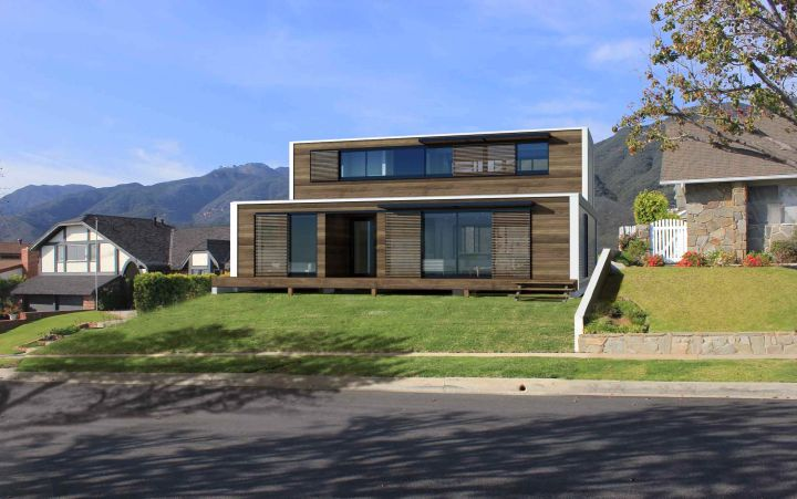 contemporary mobile homes two story tall
