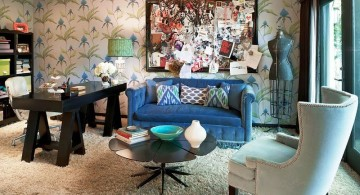 eclectic rooms for small living houses