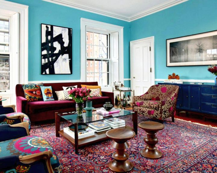 17 enchanting eclectic small living room decorating ideas