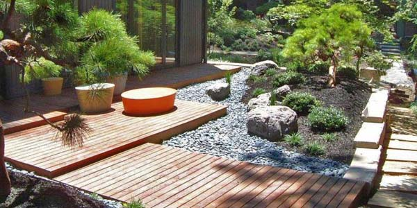 18 Equable Oriental Garden Designs Landscaping Ideas