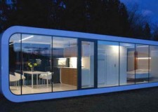 featured image of oval shaped contemporary mobile homes