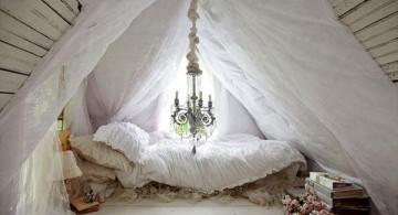 funky bedroom ideas for loft