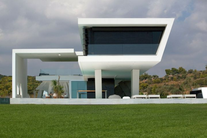 Futuristic house designs