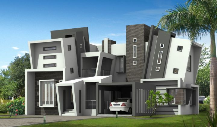 Small futuristic house plans home design and style for Futuristic home plans