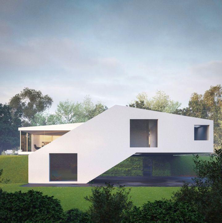 futuristic house plans