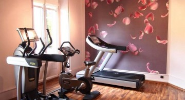 home gyms ideas for small room