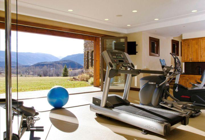 Modern home gym design ideas to keep you toned