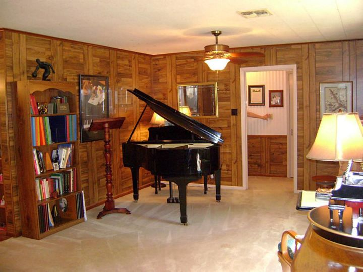 Gallery for home music room design ideas
