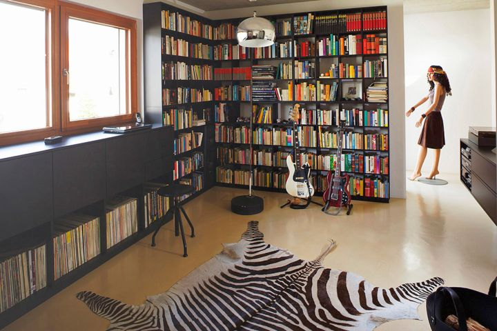 17 minimalist home music room decoration and design ideas for House music collection