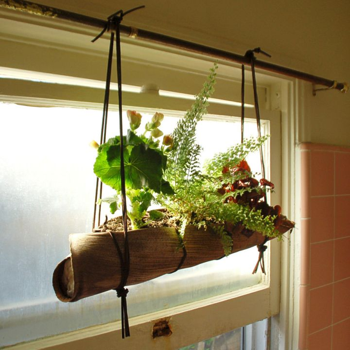 18 alluring indoor wall hanging planter designs Ideas for wall hanging planters