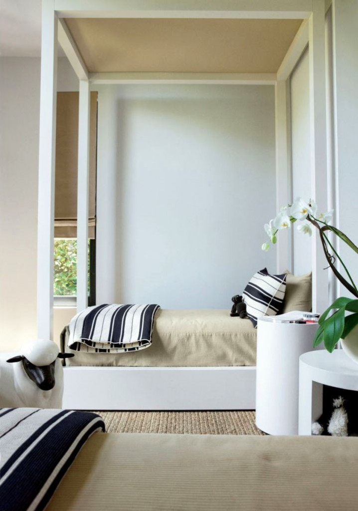kiawah island house bedroom