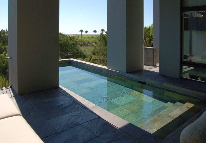 kiawah island house indoor pool