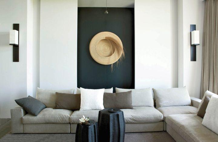 kiawah island house living room