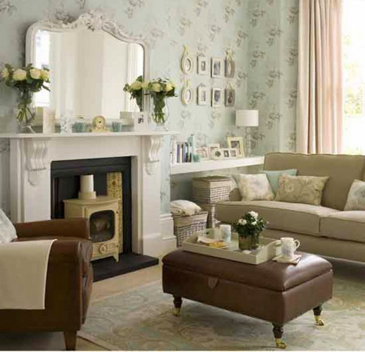 19 Gracious Small Living Room Decoration Ideas