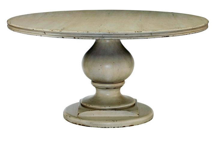 Gallery For Pedestal Table Base Ideas