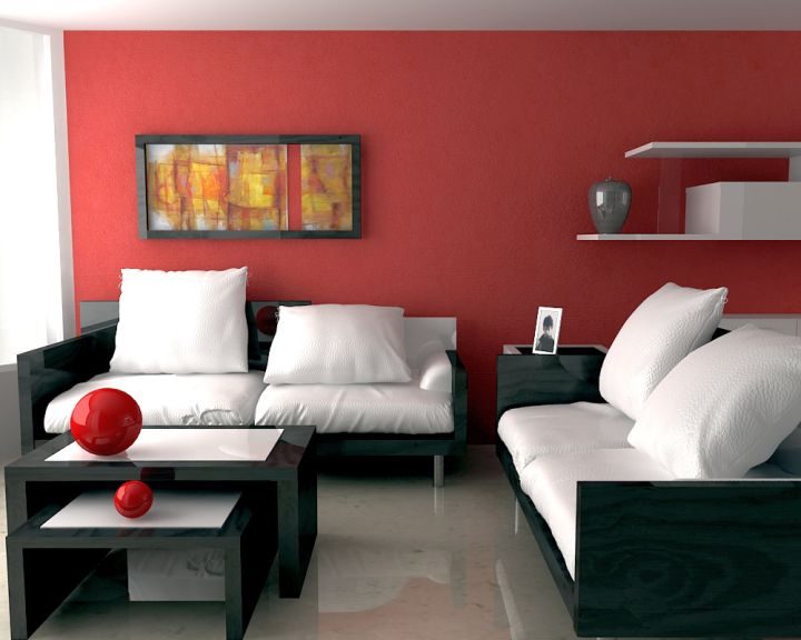 gallery for maroon living room decoration ideas