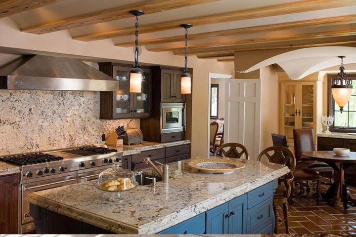 17 Inviting Mediterranean Kitchen Designs And Decoration