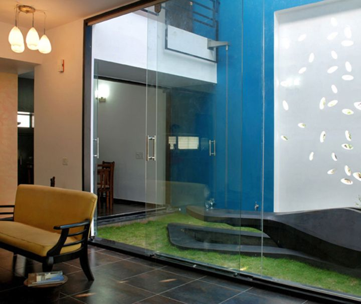 Minimalist Clear Modern Glass Door New Interior Designs India Minimalist