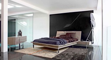 minimalist manly bedrooms