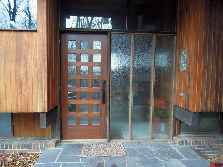 18 Neat Modern Glass Door Designs