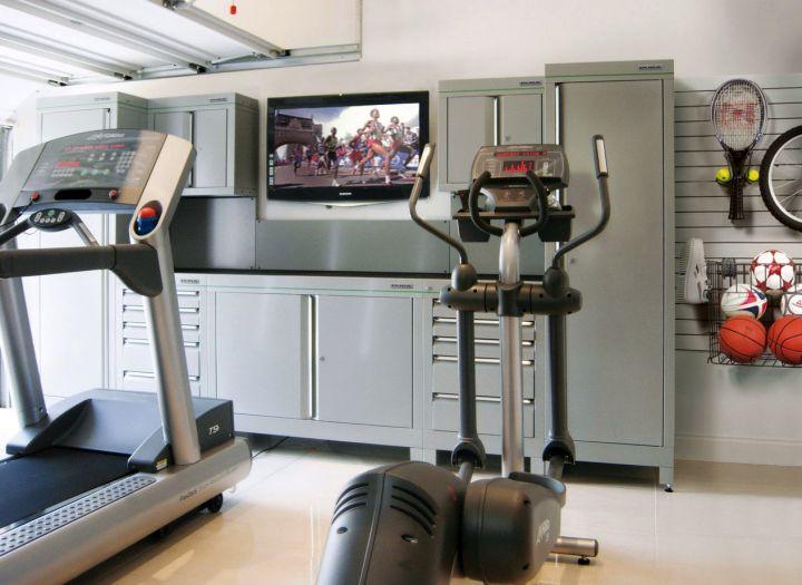 modern home gym ideas