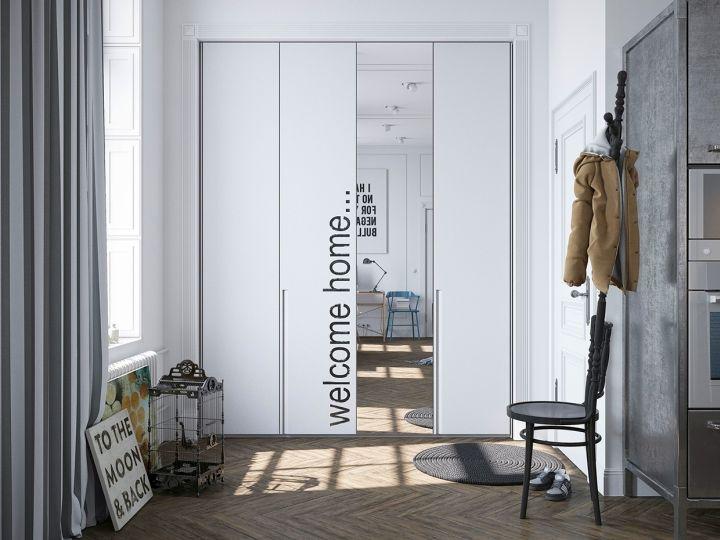 murmansk apartment entrance