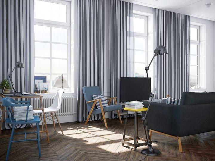murmansk apartment living room