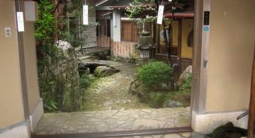 oriental garden design for oriental front yard