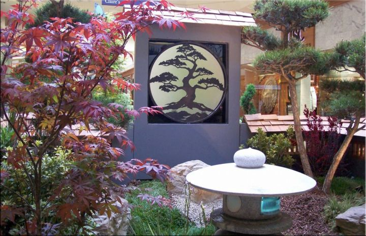 oriental ideas of modern landscape design | 18 Equable Oriental Garden Designs Landscaping Ideas