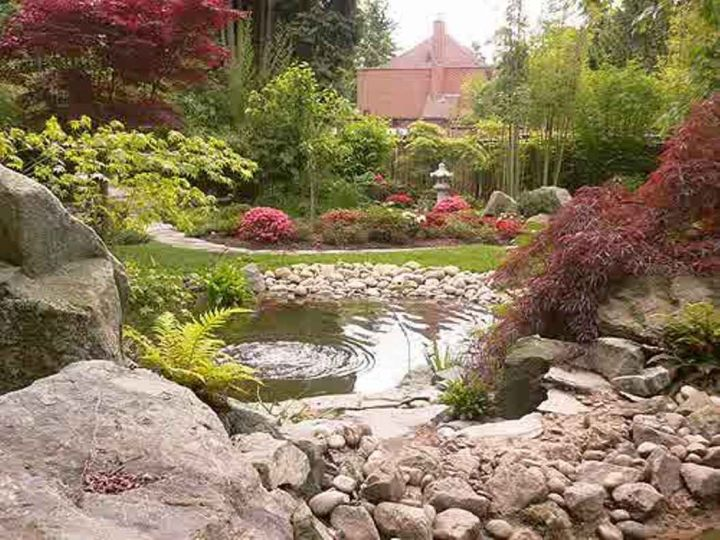 18 equable oriental garden designs landscaping ideas - Oriental garden design ideas ...