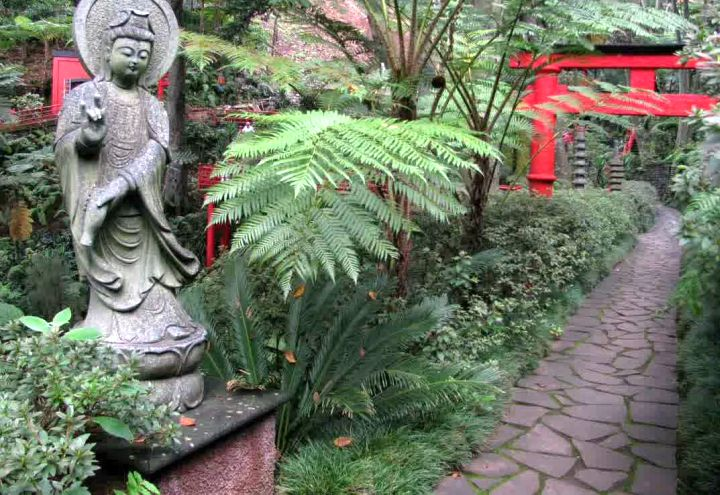 18 Equable Oriental Garden Designs Landscaping Ideas