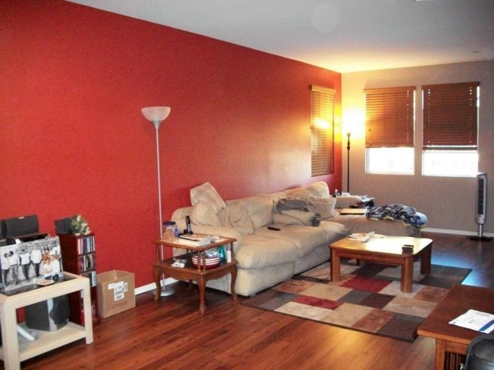 red wall living room.  18 Astounding Red Wall Accent In Living Room Ideas