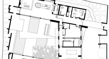 regent road house first floor plan
