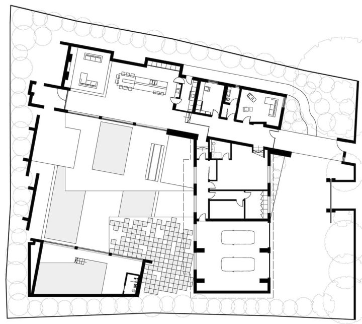 Regent road house first floor plan Regent heights floor plan