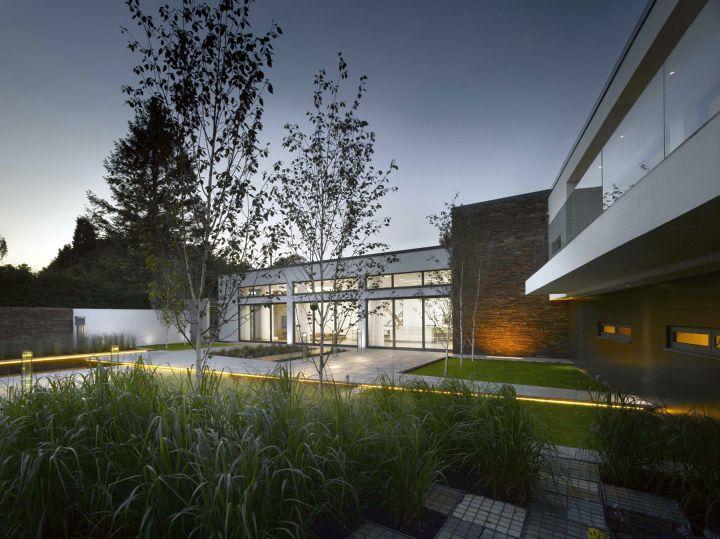 Regent road house indoor garden for Indoor gardening diana yakeley