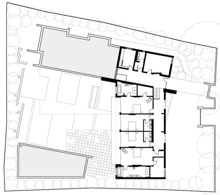 Regent road house second floor plan Regent heights floor plan