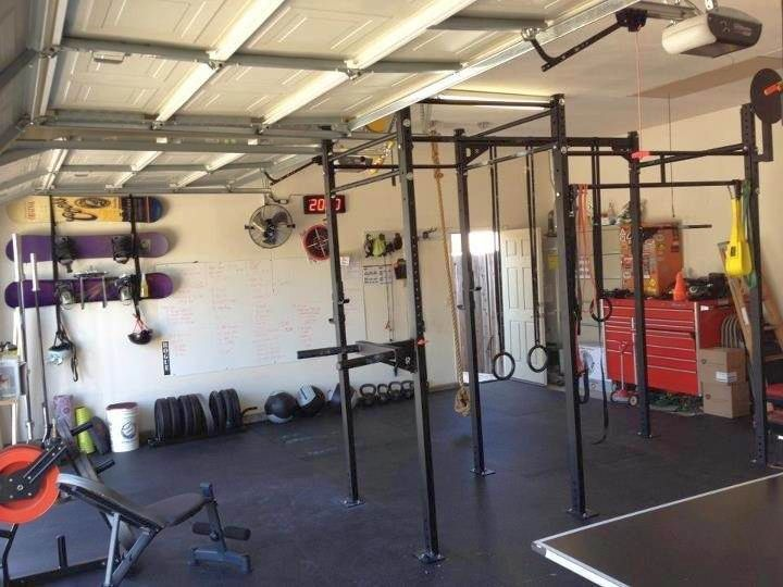 17 Modern Home Gym Design Ideas To Keep You Toned