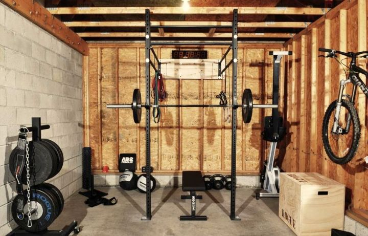Modern home gym design ideas to keep you toned