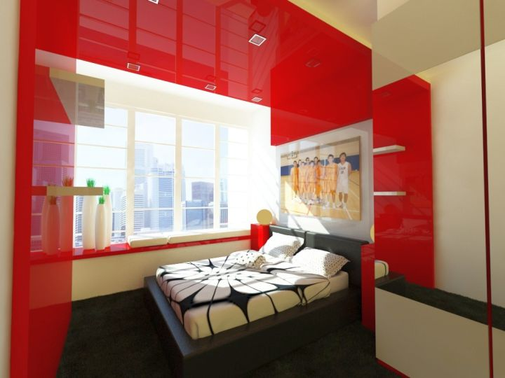 Red Master Bedroom Designs dark red bedroom ideas