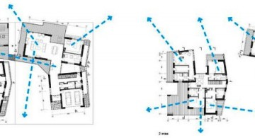 two villas ventilation