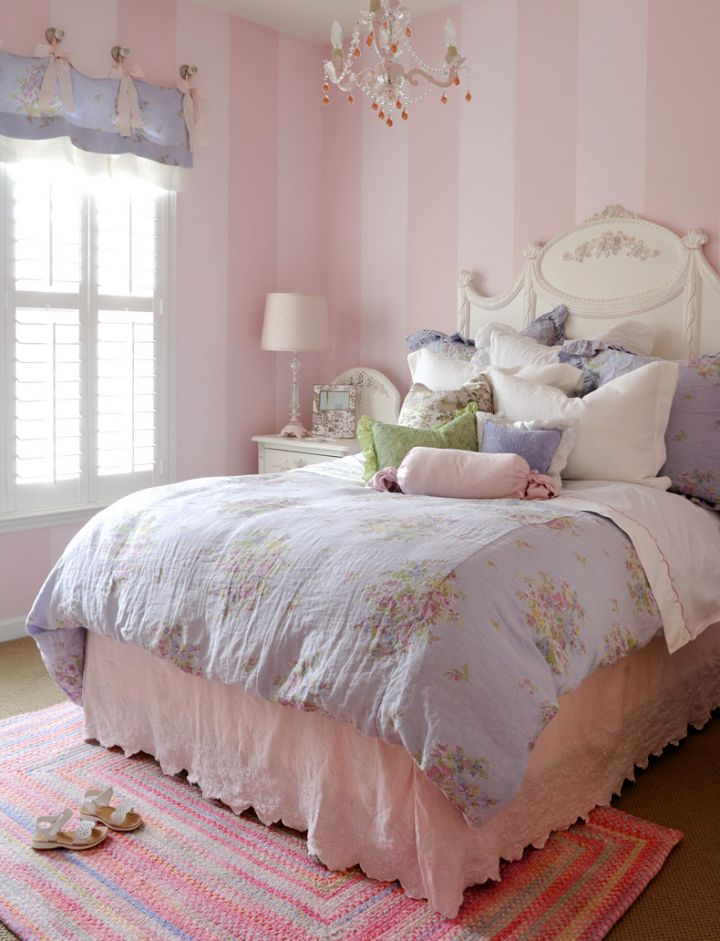 Vintage Bedroom Decoration Ideas For Small Rooms