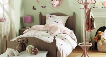 vintage bedroom decoration ideas for young girls