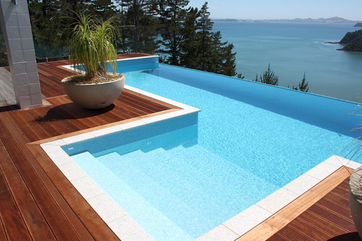 Best pool tile designs that will impress every eyes for Best pool design 2015