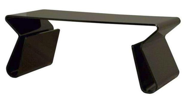 black acrylic coffee tables