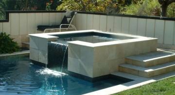 black and white tiles best pool tile