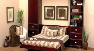 classic murphy bed couch ideas