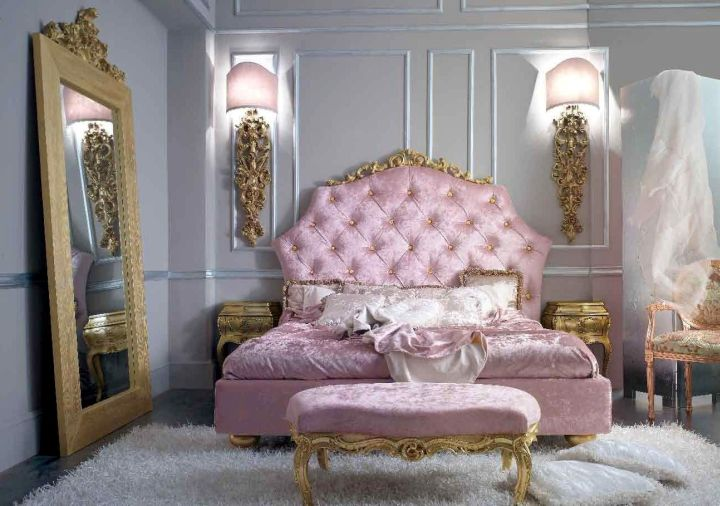 20 most romantic bedroom decoration ideas - Deco baroque moderne ...