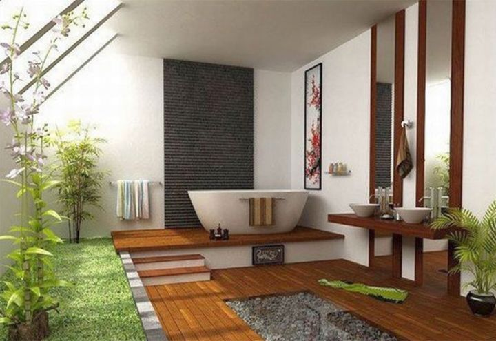Gallery For Japanese Bathroom Designs