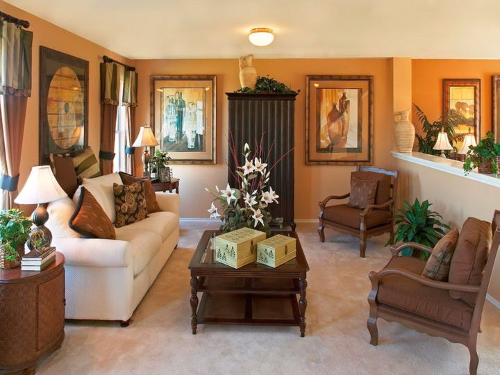 20 awesome tuscan living room designs for Modern small living room design