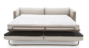 convertible bed designs in black and white